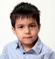 Мой внук Коля
